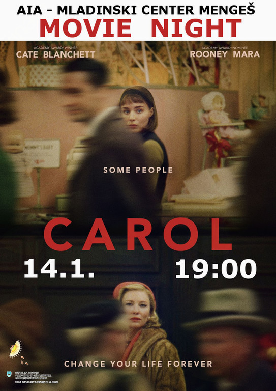 Movie Night - Carol