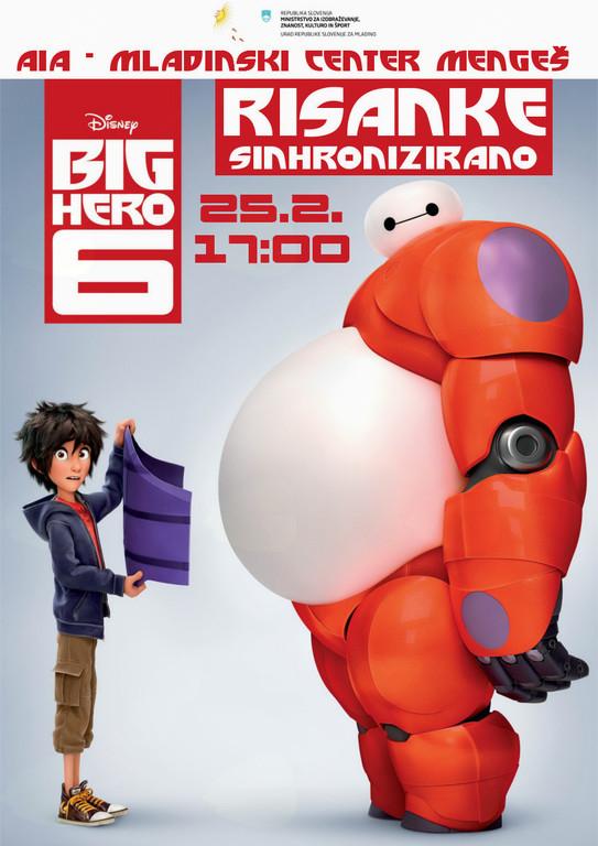Risanke - Big Hero 6
