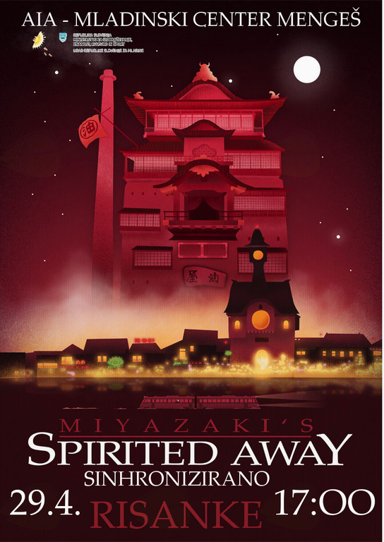 Risanke - Spirited Away