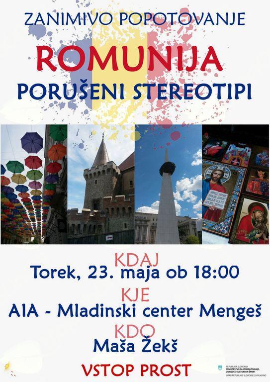 Zanimivo popotovanje - Romunija: Porušeni stereotipi