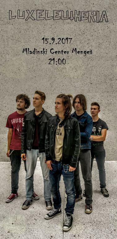 Rock Koncert: Luxeutheria