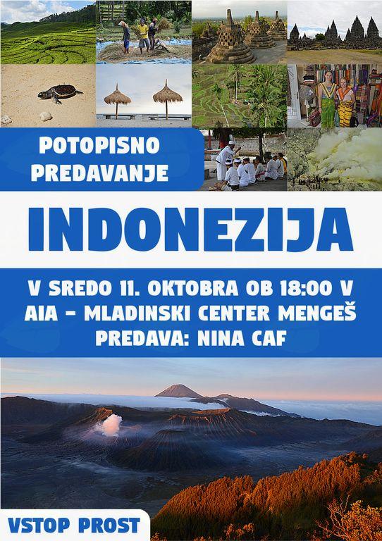 Zanimivo popotovanje - Indonezija