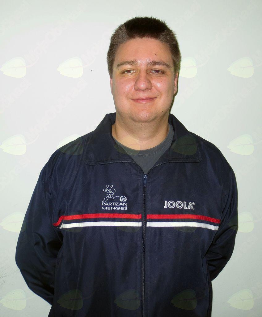 Žiga Zupan, predsednik Športnega društva Partizan