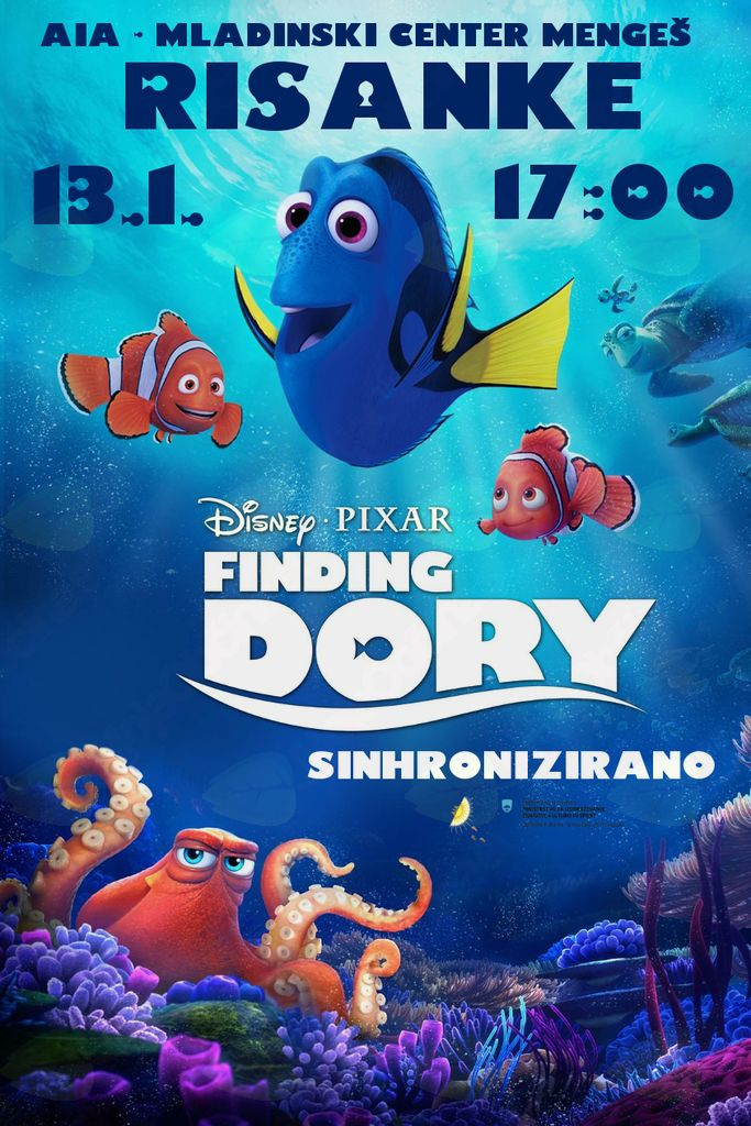 Risanke - Finding Dory