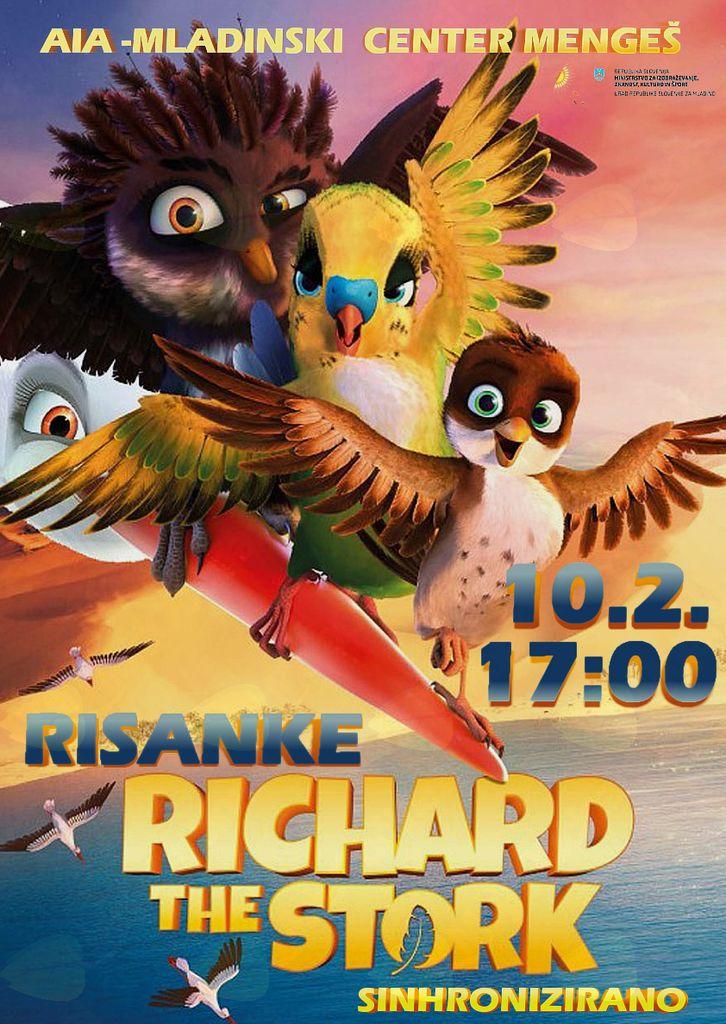 Risanke - Richard the storke