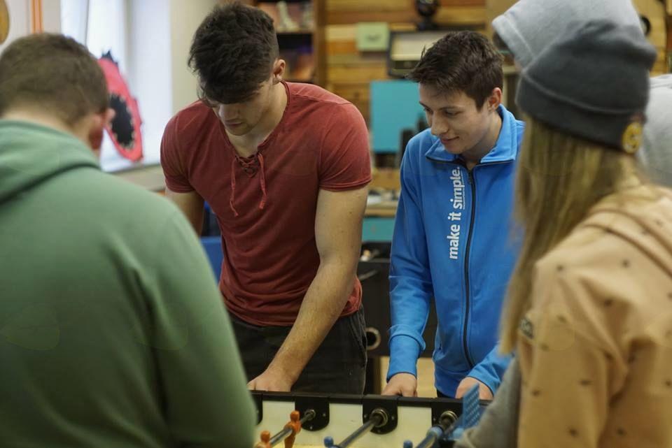 Andraž in Luka sta pometla s konkurenco, foto Anže Lustek.