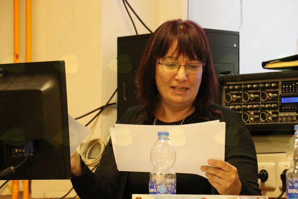 Predsednica Blanka Tomšič je povedala, da je lani sodelovalo 69 prostovoljcev, foto Maša Vončina.