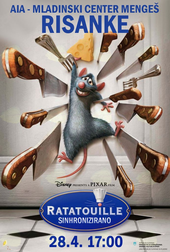 Risanke - Ratatouille