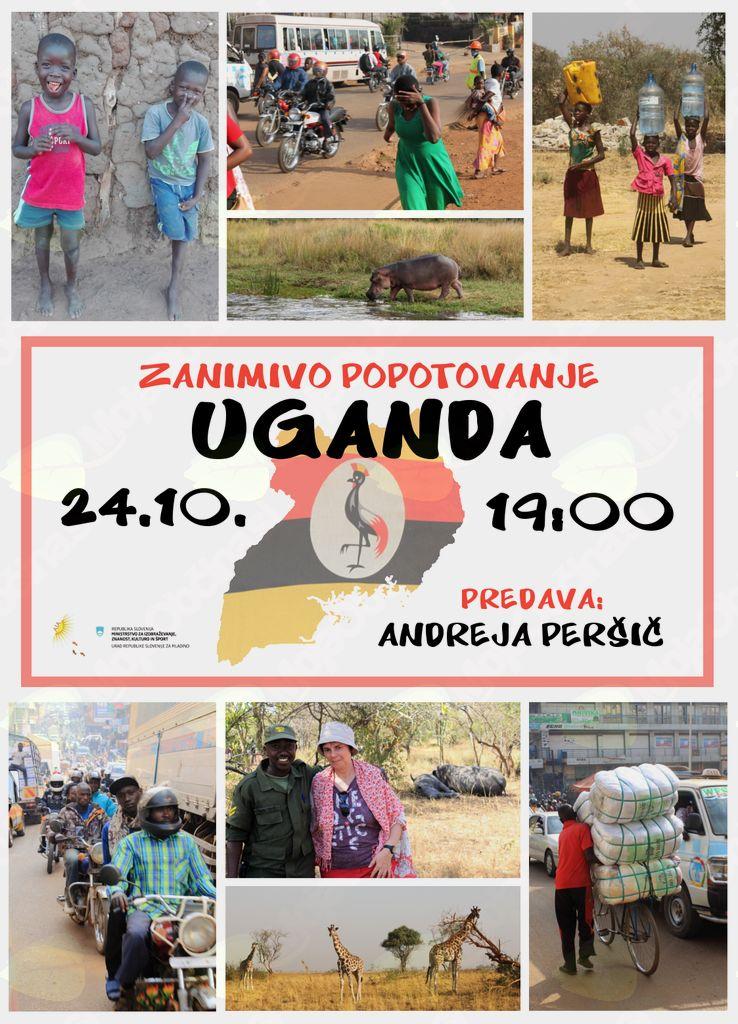 Zanimivo popotovanje - Uganda