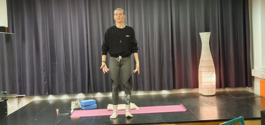 Magična joga in njene tehnike