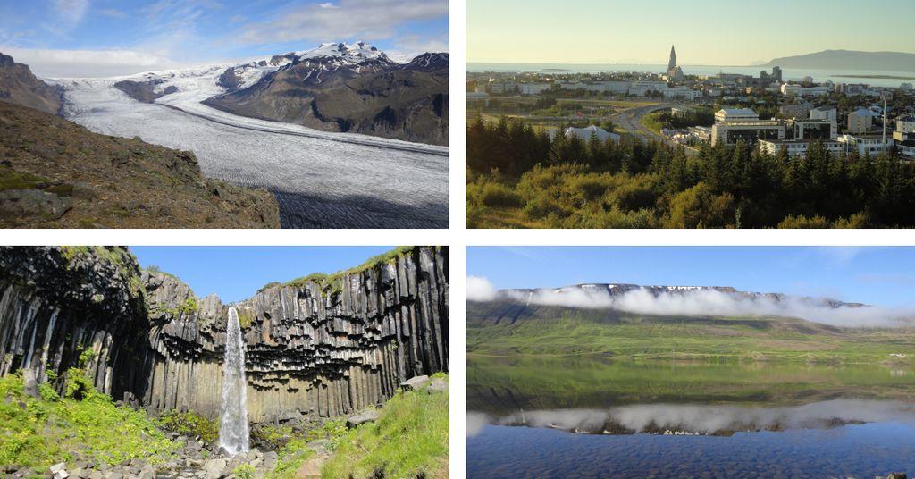 Krog po Islandiji