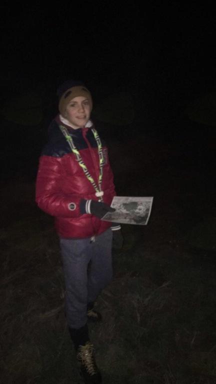 Zimsko nočno orientacijsko tekmovanje