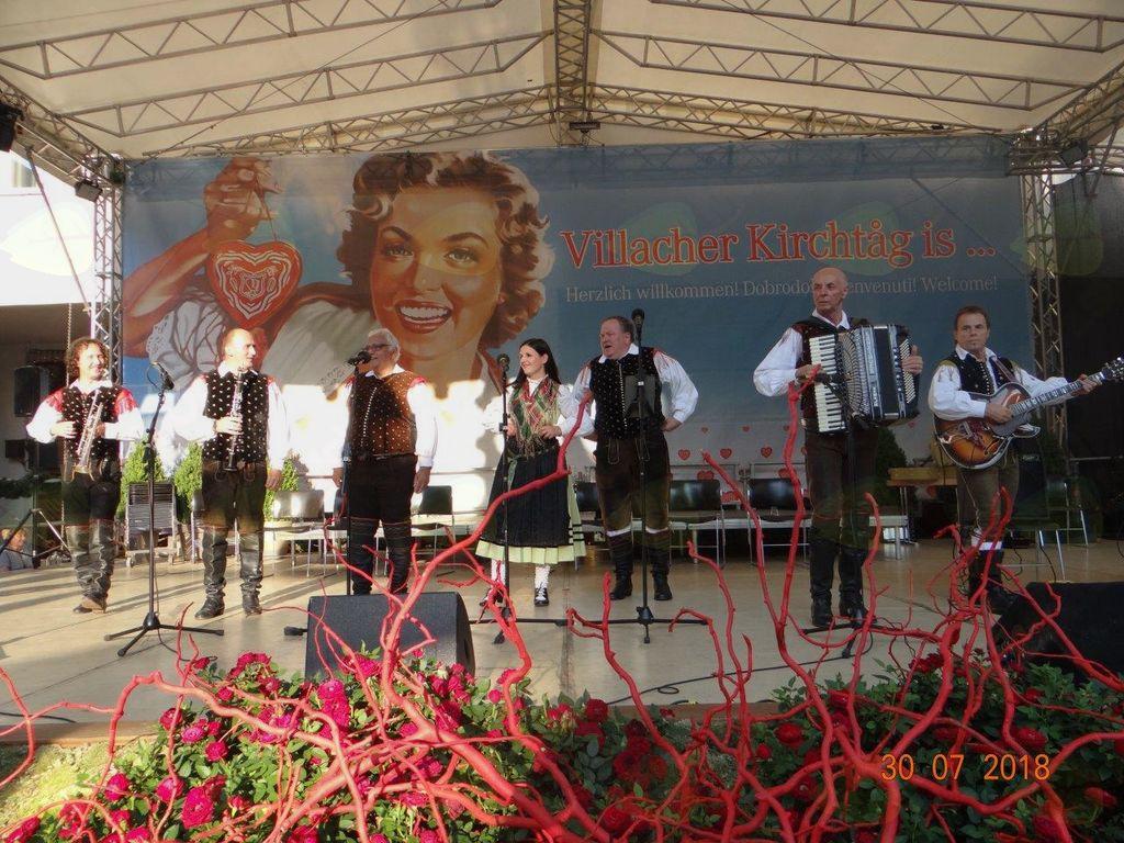 Slovenski dan in Mengšani na 75. Beljaškem sejmu 2018