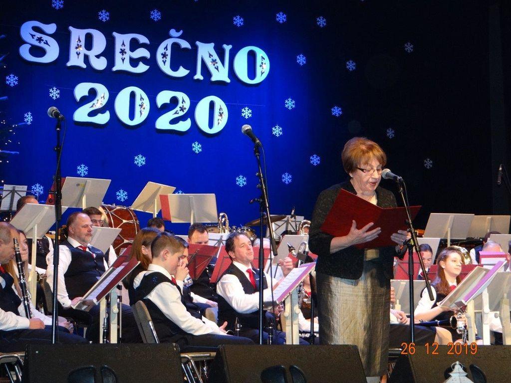 Nagovor predsednice TD Mengeš Zorke Požar