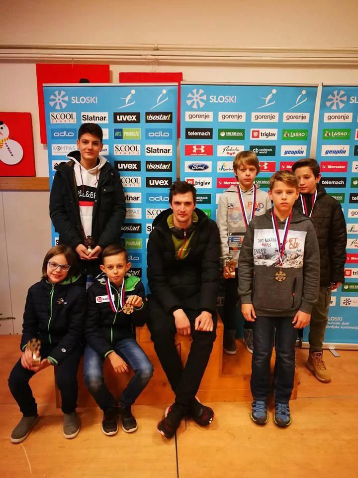 Mengeški skakalci znova uspešni! Tokrat so bili povabljeni na podelitev za pokal in regijsko tekmovanje Cockta v poletni sezoni 2018.