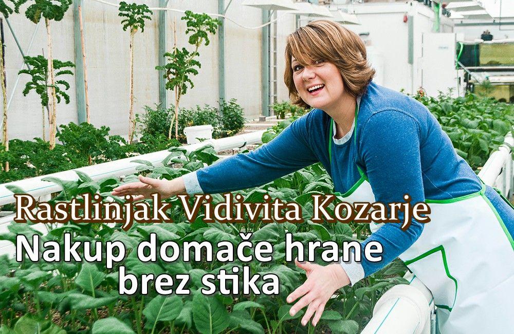 Nakup domačih pridelkov BREZ STIKA