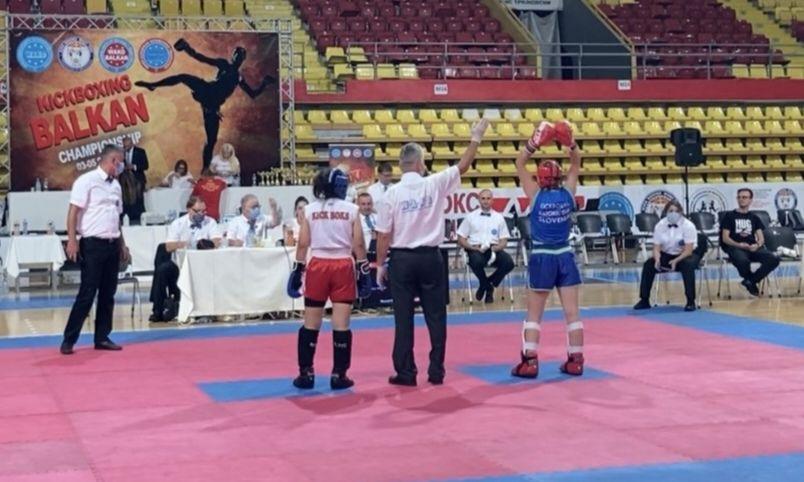 Zmaga Kristine v finalu