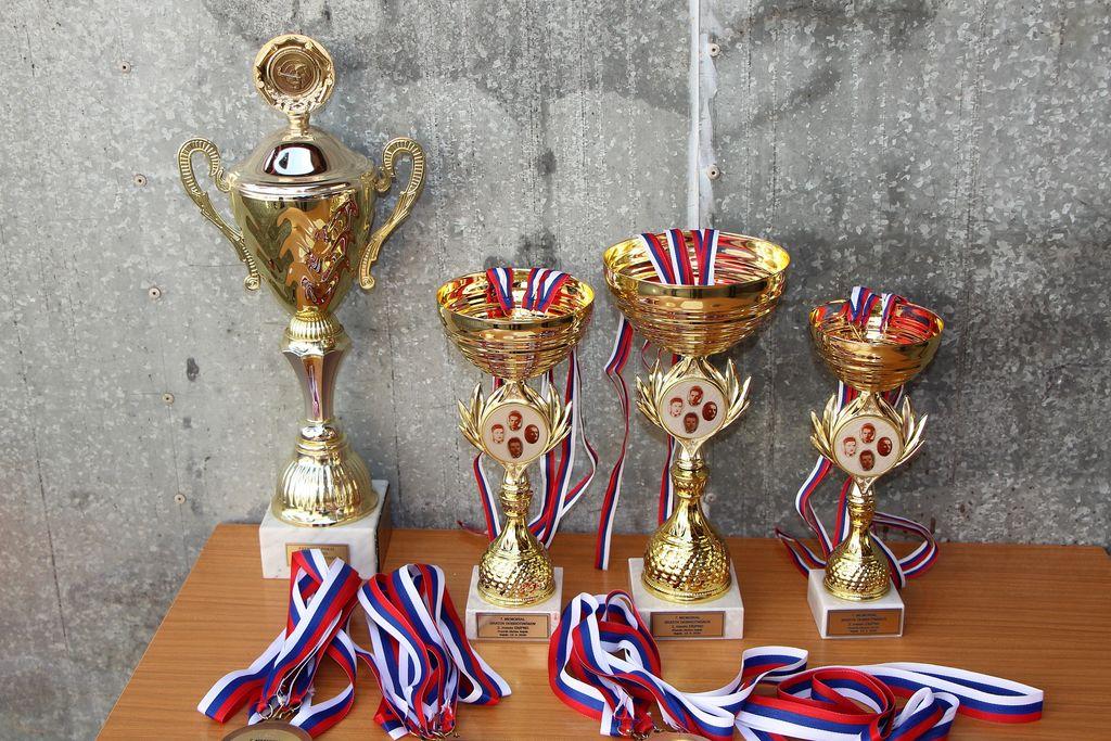 Pokali za memorial