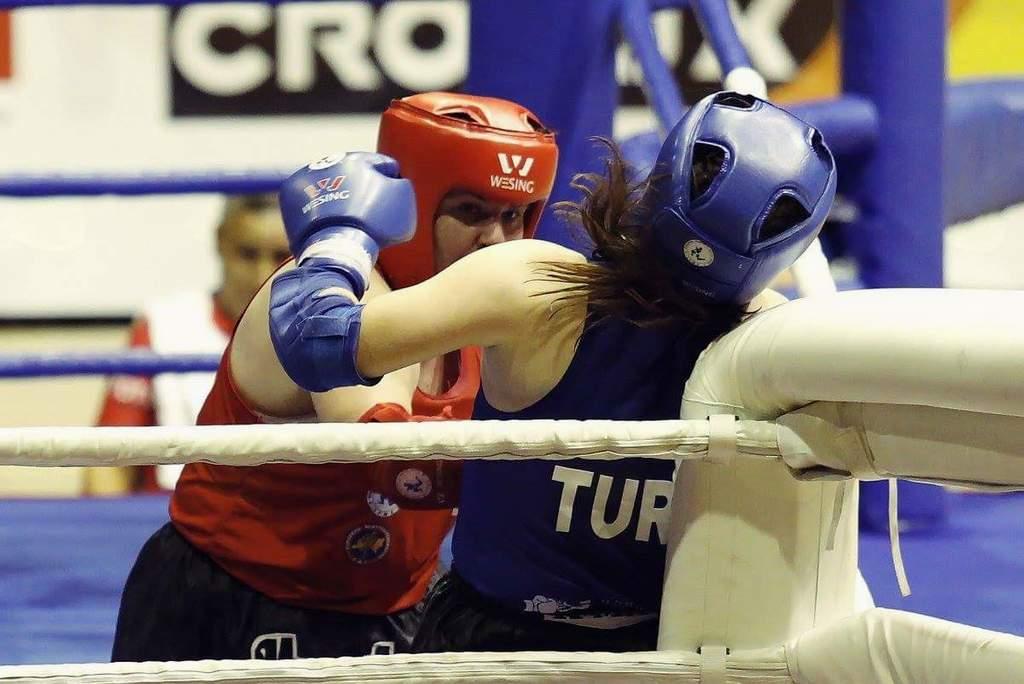 Na evropskem prvenstvu v tajskem boksu Mirnopečan Eršte osvojil bron