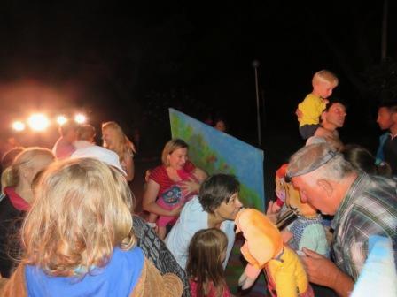 Sevniški  » Trije  prašički « navduševali  turiste na otoku Lošinju