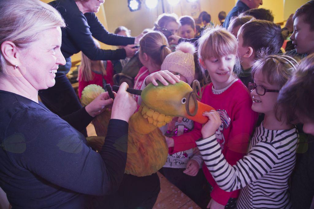 Grajsko lutkovno gledališče Sevnica gostovalo na Madžarskem