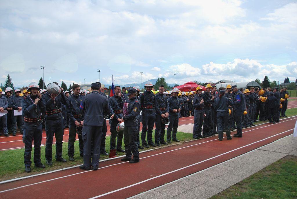 Hmeljčiški gasilci gredo na olimpijske igre