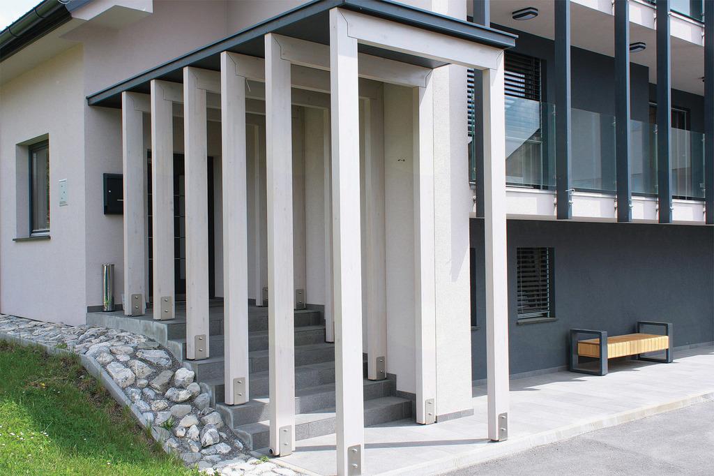 Potem: Poslovno portalno stopnišče.