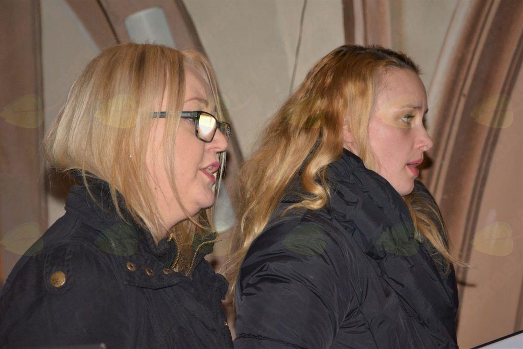 Tanja Juhart in Katja Polanec