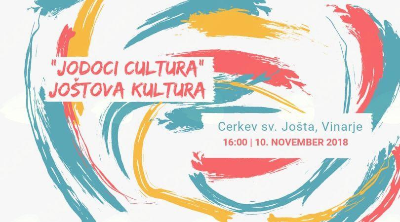 """""""Jodoci cultura"""" - Joštova kultura"""