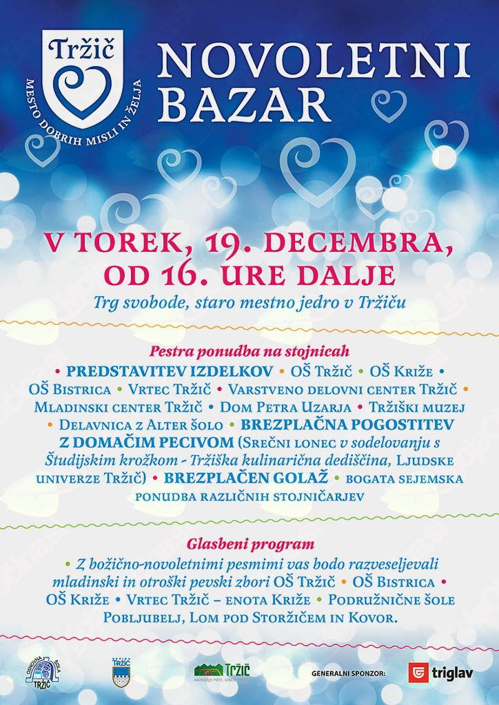 Novoletni bazar