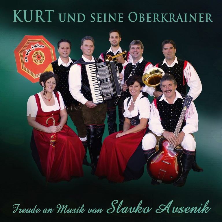 Glasbeni večer - Hišni ansambel Avsenik Kurt und seine Oberkrainer