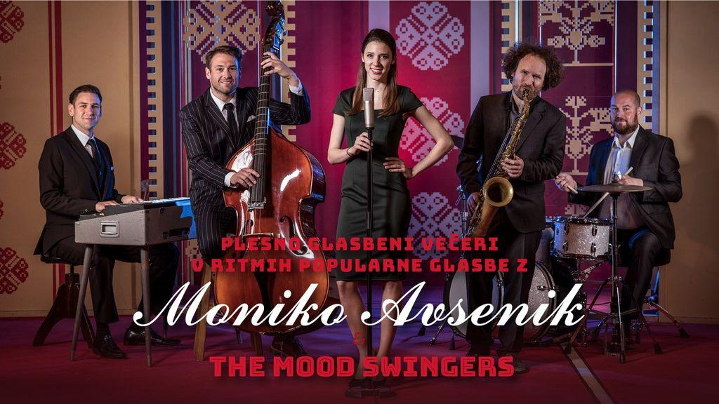 Plesni večer z Moniko Avsenik & The Mood Swingers
