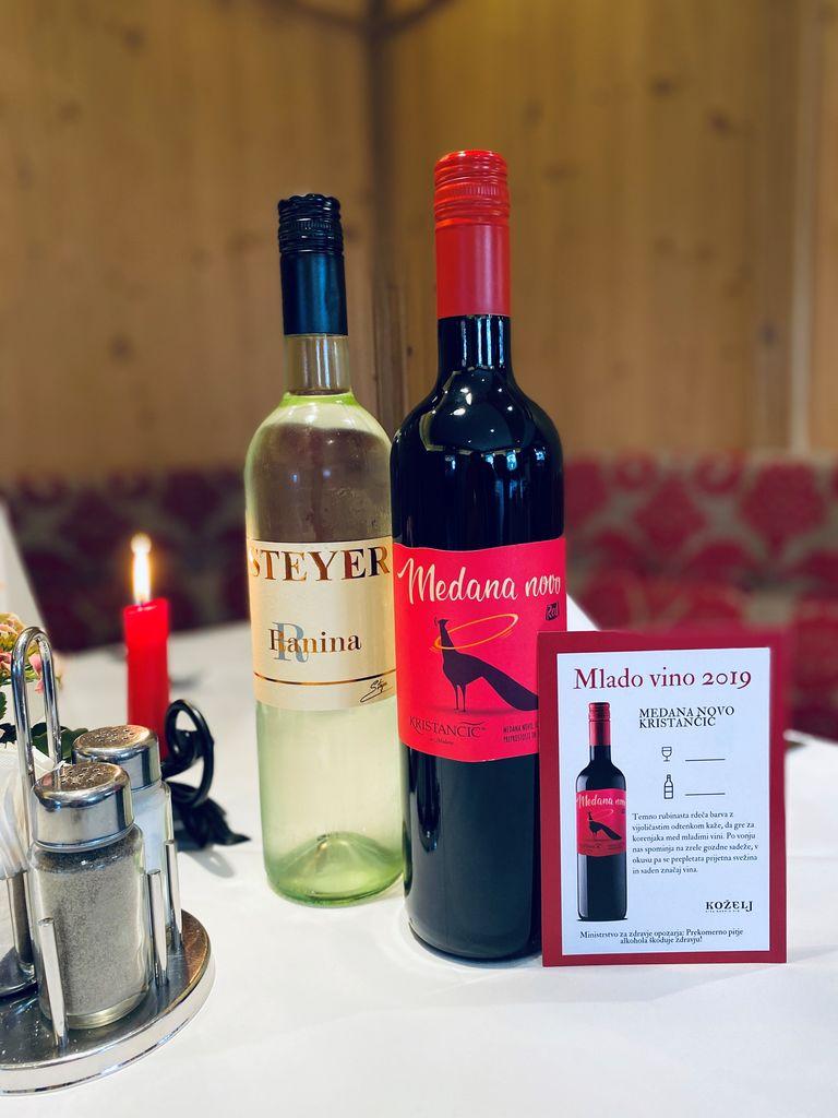 Svet' Martin nar'di iz mošta vin'