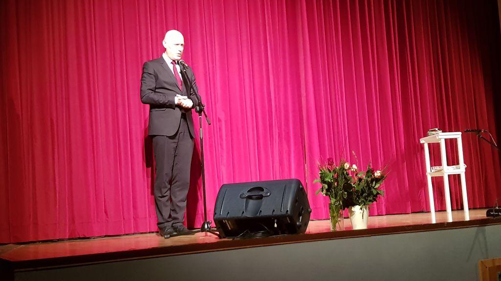 Dr. Milan Brglez, poslanec DZ