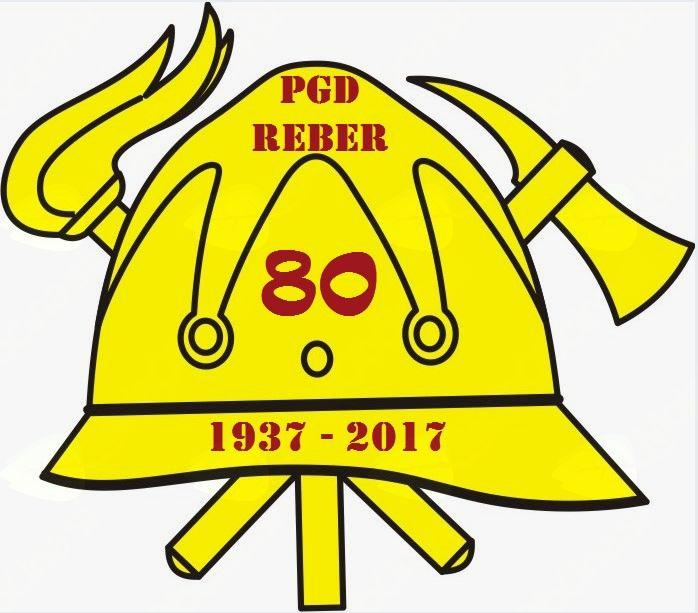Praznovanje 80. obletnice PGD REBER
