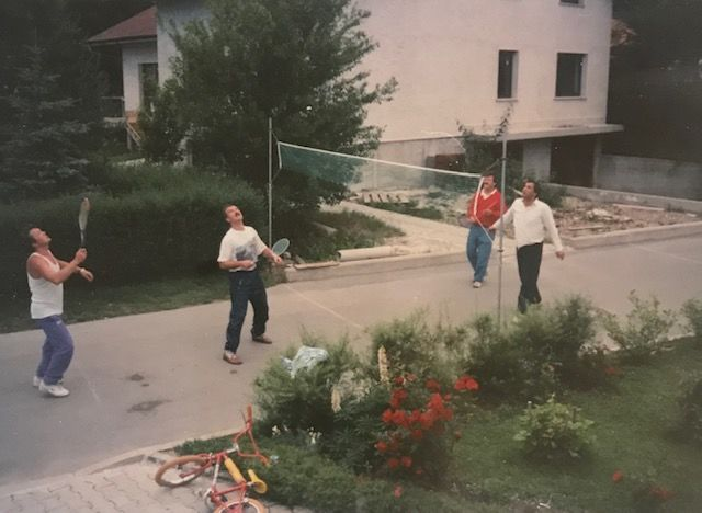 Začetki na Šubičevi ulici