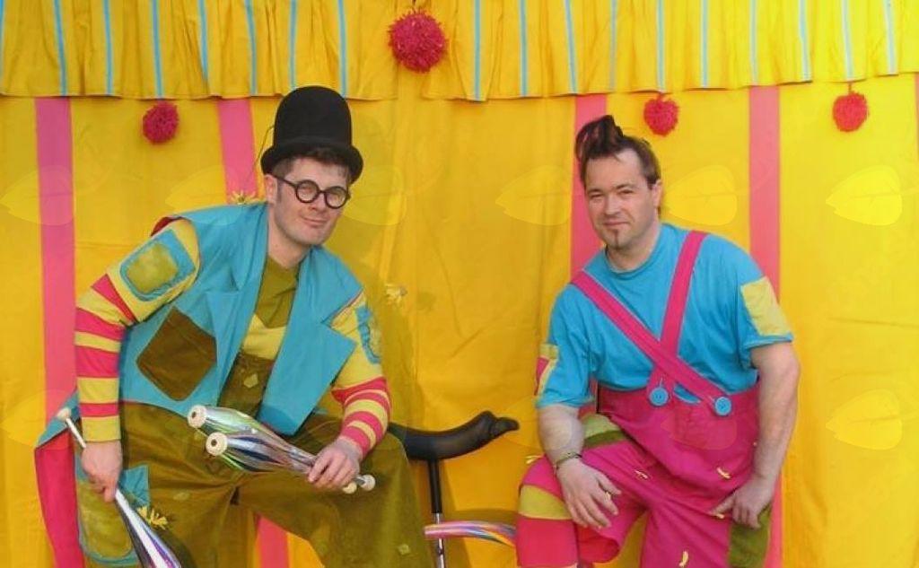 SKORAJ NAJBOLJŠI CIRKUS, klovnsko-cirkuška predstava