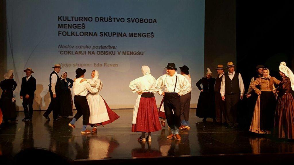 Članska folklorna skupina Mengeš