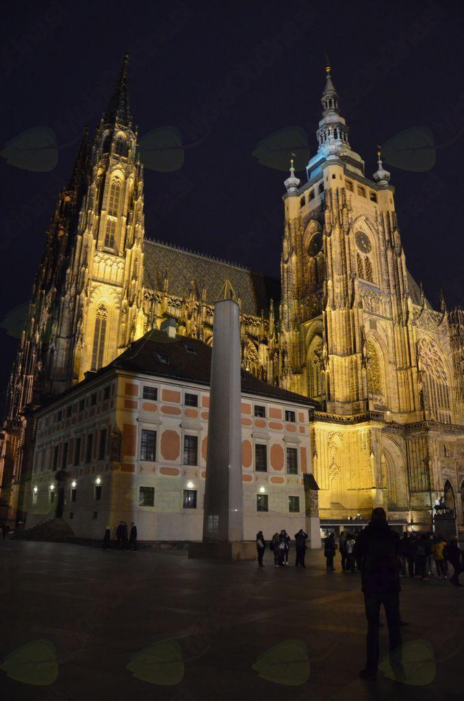 Praga ponoči