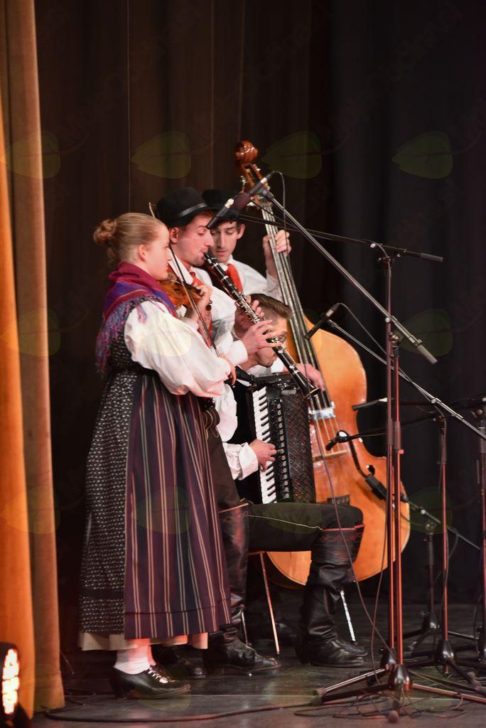 Nagrajeni glasbeniki mladinske FS Mengeš