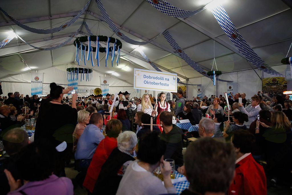 Mengeška godba na dveh Oktoberfestih