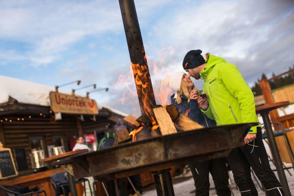 Apres ski zabava na Uniorčku