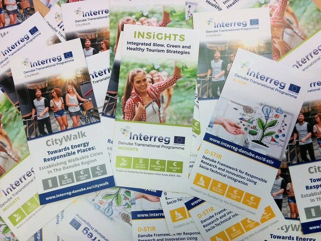 Priložnosti za razvoj turizma in podjetništva v Srcu Slovenije s tremi novimi evropskimi projekti