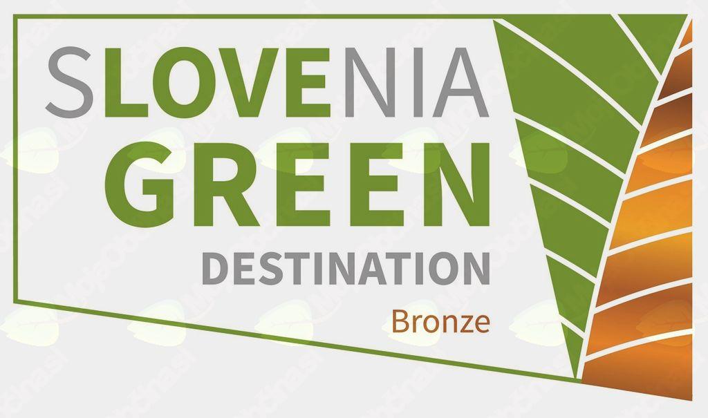 """Destinacija """"Srce Slovenije – Litija in Šmartno pri Litiji"""" je prejemnica bronastega znaka Slovenia Green Destination"""