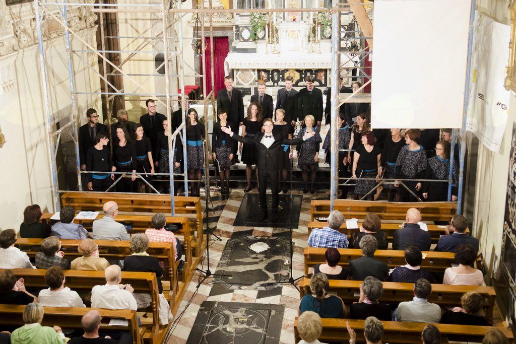 Magistrski koncert Janija Klančiča