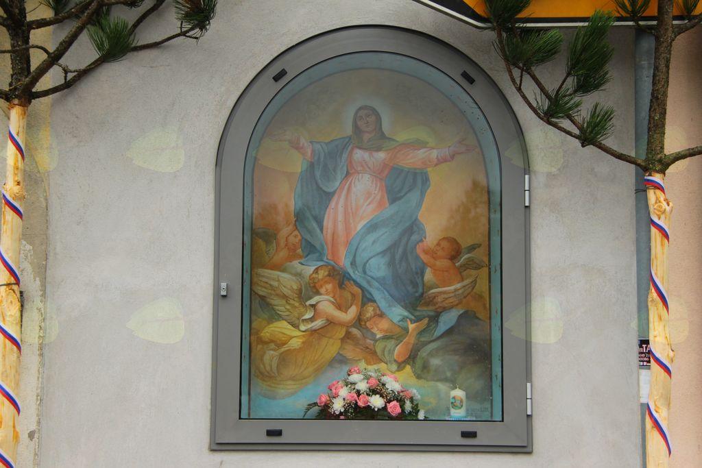 Obnovljena kapelica