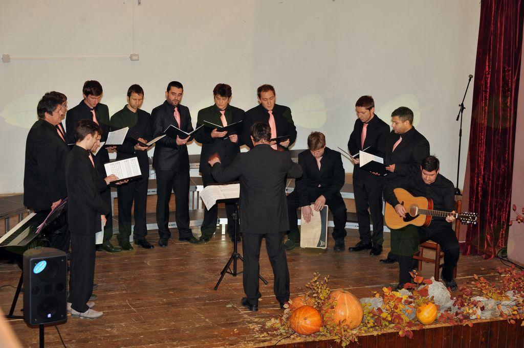 Moški pevski zbor Anton Klančič