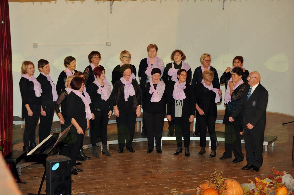 Ženski pevski zbor Kras Opatje selo
