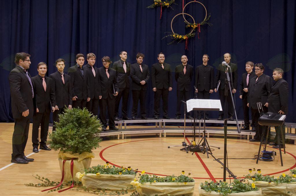 Moški pevski zbor Anton Klančič Miren