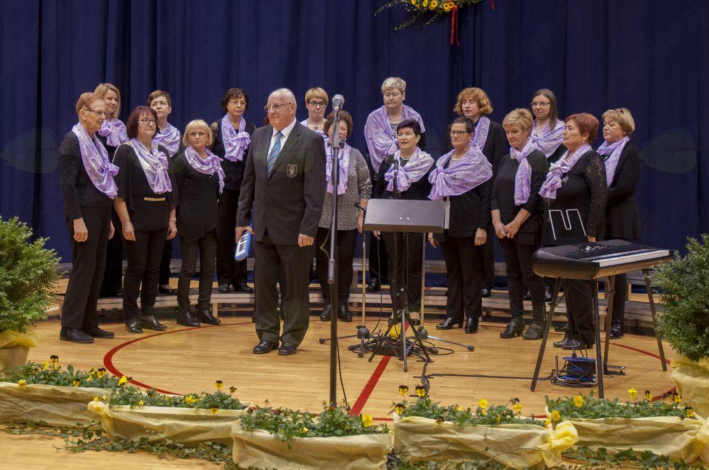 Ženski pevski zbor »KRAS« Opatje selo